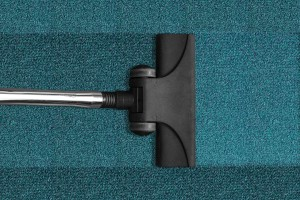 Commercial carpet cleaning and vacuum cleaning