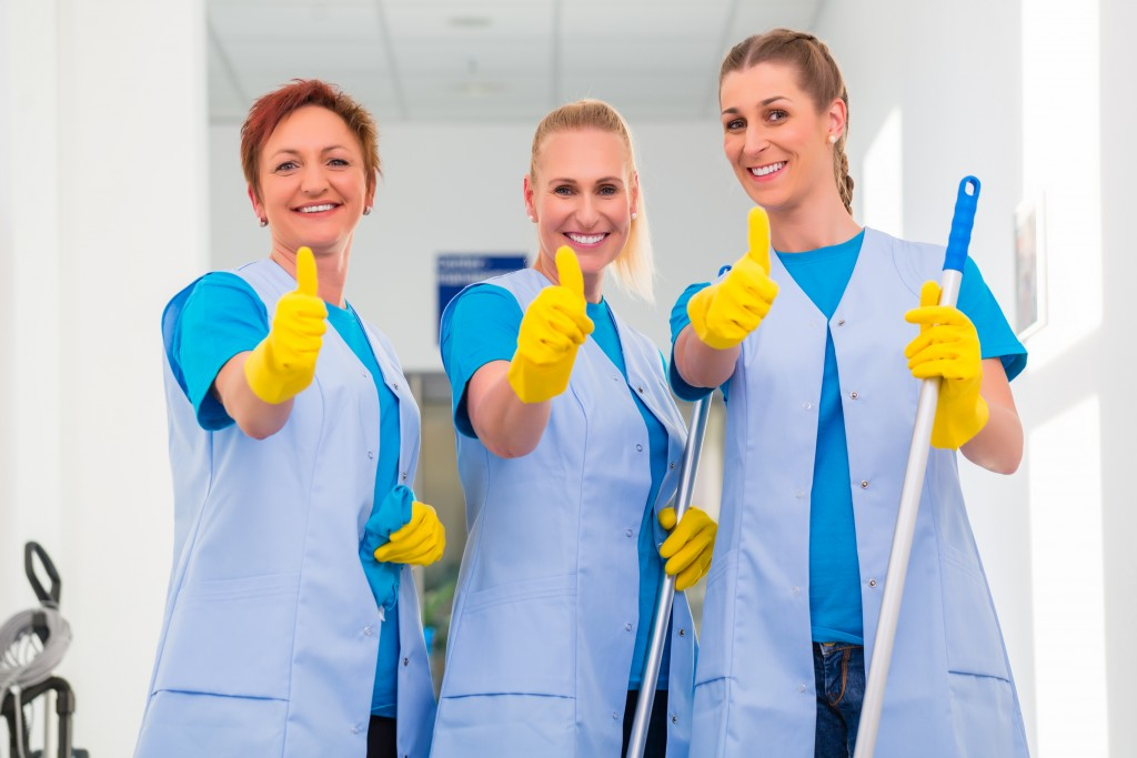 Office Cleaning Services in London