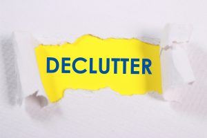 Declutter for Clearer Thinking